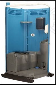 Fairfield Portable toilets