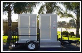 portable toilet in Santa Rosa