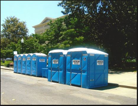 Portable Toilets In Vallejo