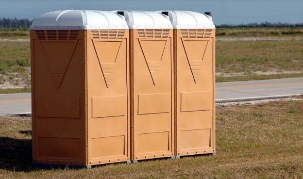 Santa Rosa portable toilets