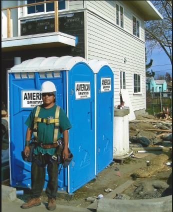 Portable Toilets in Fairfield
