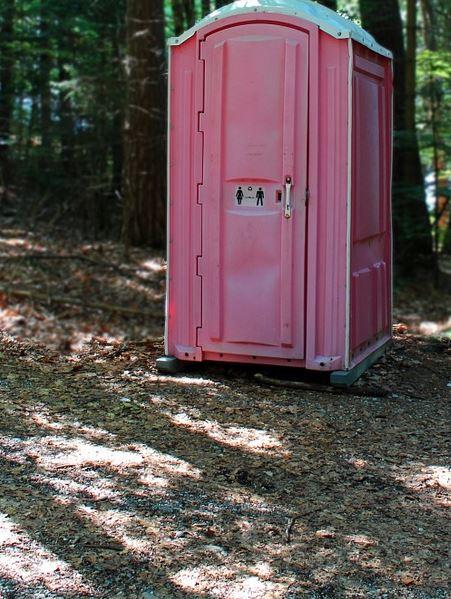 portable toilets in Napa, CA