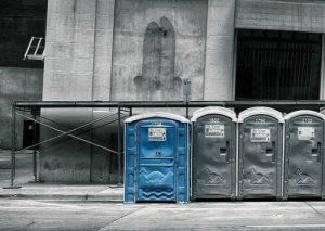 Portable toilets in Petaluma, CA