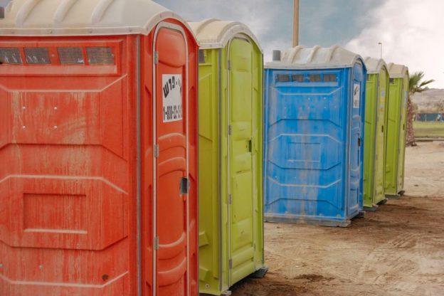 portable toilets in Petaluma CA