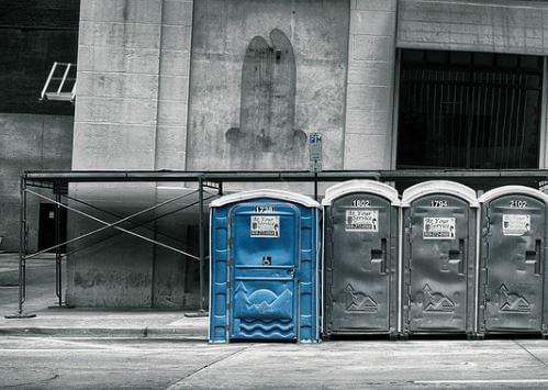 Portable toilets in Sonoma, CA