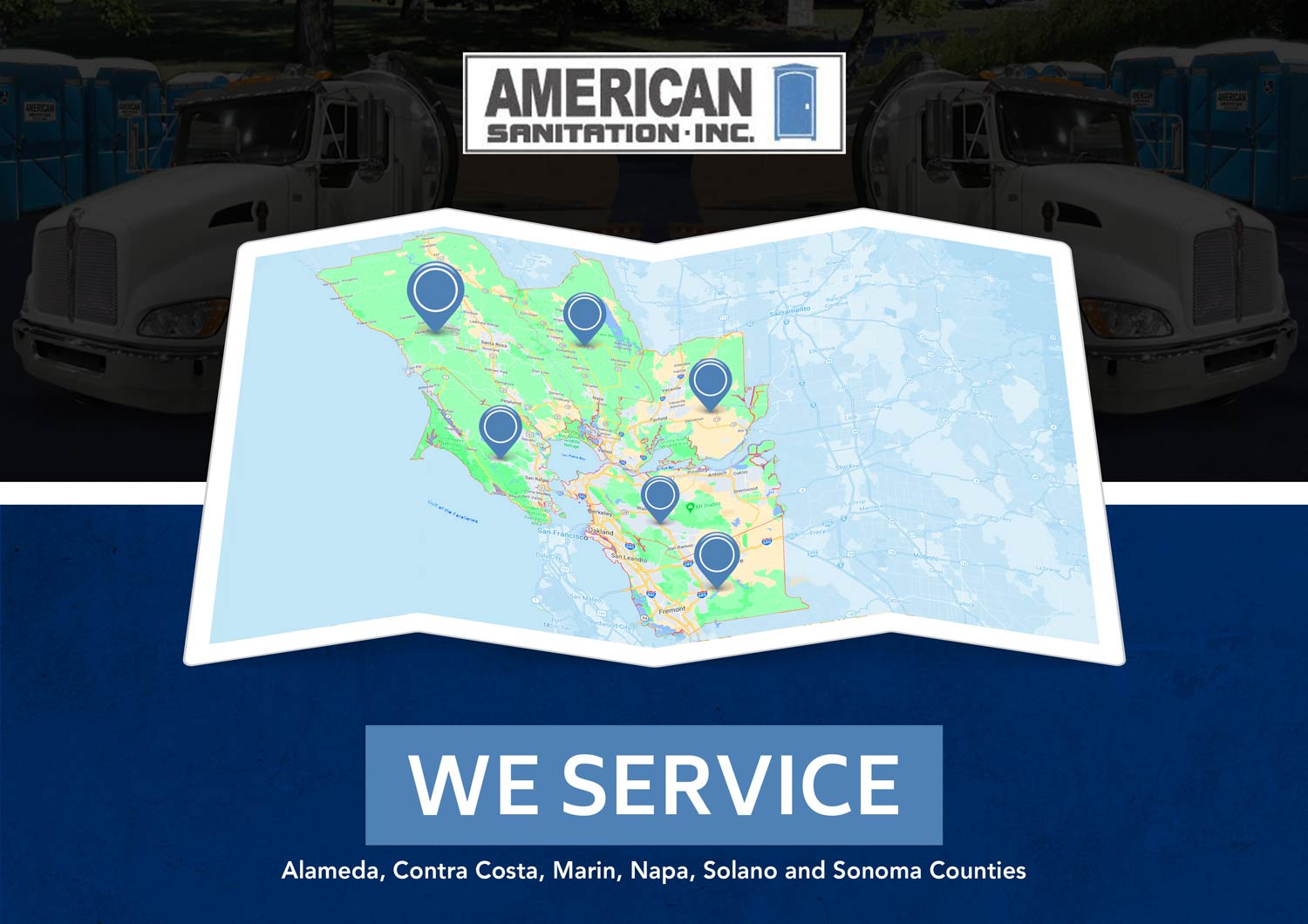 Pickup & Delivery All Over Northern California