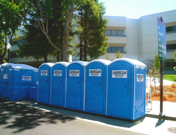 Toilets For Events